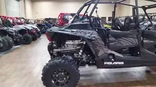 8. 2017 POLARIS RZR XP 4 TURBO EPS