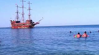 Antalya Kemer Holiday  Wasserman  Hotel 2017