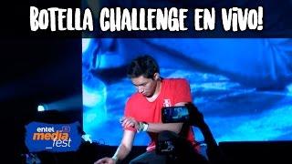 Fernanfloo reto de la botella en vivo en el Entel media fest Perú con Xooodaa y Mox. Será Fernan el Fail o Fernan el Crack?. Si te gustó el vídeo, por favor dale Pulgar Arriba para seguir subiendo nuevas cosas, también del club media fest Chile!!