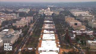 Trump's First Lie As President: Inauguration Turnout