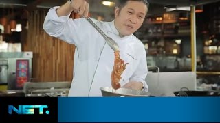 Video Ryan Delon & Sharena - Seafood Tomato Soup | Chefs Table | Chef Chandra | NetMediatama MP3, 3GP, MP4, WEBM, AVI, FLV Oktober 2018