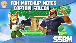 Fox Match-up Notes – Captain Falcon