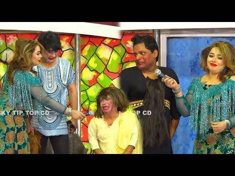 Vicky Kodu and Sheezah Butt | Imran Shoki | New Stage Drama 2021 | Punjabi Stage | Comedy Clip 2021