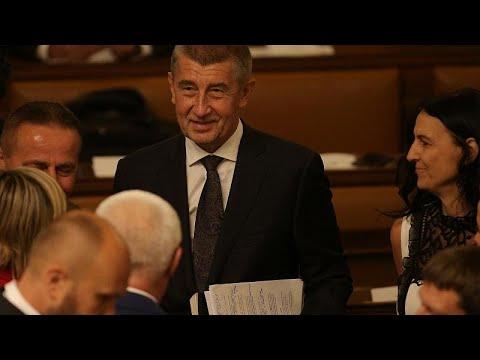 Tschechien: Regierung Babis gewinnt Vertrauensfrag ...