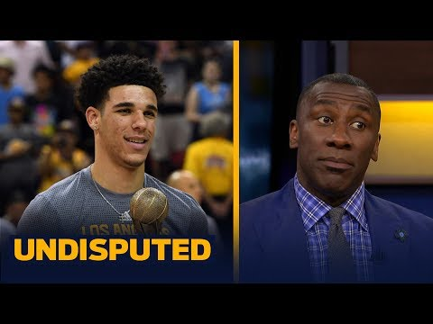 Is Magic hyping Lonzo Ball up too much? | UNDISPUTED (видео)