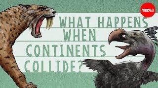 What happens when continents collide? – Juan D. Carrillo