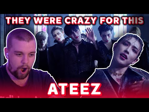 "THE KINGS OF HALLOWEEN!! | ATEEZ (에이티즈) ""THE BLACK CAT NERO"" REACTION!"