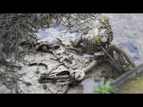 Γαλλία: Οι «κρυμμένοι θησαυροί» στο κανάλι Saint-Martin