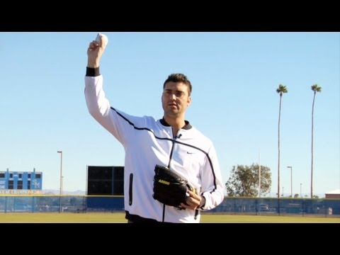 Cómo tirar una recta, slider y cambio - Armando Galarraga