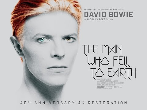 David Bowie: The Man Who Fell To Earth (Trailer) (40th Anniversary)