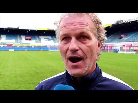 Nijland krijgt tegen Heerenveen de voorkeur bij PEC Zwolle