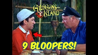 Video 9 Gilligan's Island Bloopers You Probably DID NOT Notice! MP3, 3GP, MP4, WEBM, AVI, FLV Maret 2019