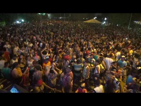 Carnaval em São José de Princesa - PB (PARTE 3) 2008