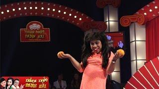 Những màn biểu diễn khiến cho Trấn Thành - Việt Hương cười