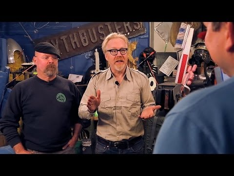 Episode 7 − Finding Things Out: Conversation with the MythBusters (Part 1)