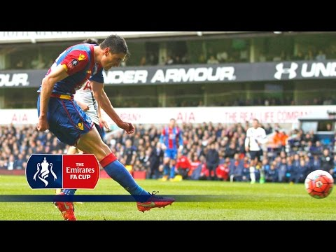 Tottenham 0-1 Crystal Palace - Emirates FA Cup 2015/16 (R5)   Goals & Highlights