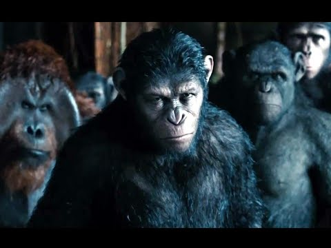 dawn of the planet of the apes 2014 trailer