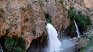 Kayseri Turkey  City new picture : kapuzbasi Yuksek cozunurlu cekim The kapuzbasi waterfalls in Kayseri Turkey