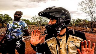 Video ESCAPE from MALI with the VISA EXPIRED | Motorcycle world tour | Africa #24 [SUB] MP3, 3GP, MP4, WEBM, AVI, FLV Desember 2018