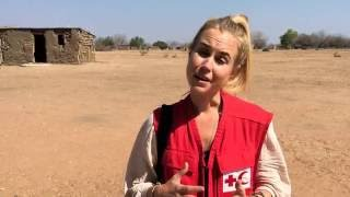 Photographer Aurélie Marrier d'Unienville travels with a Red Cross team to a drought-affected community in in south-western...