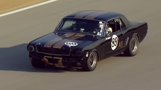 1966 - 1972 Historic Trans-AM Cars - Rolex Monterey Motorsports Reunion by Motor Trend