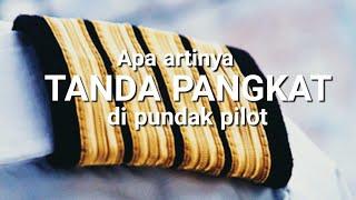 Video Apa Arti TANDA PANGKAT Di Pundak Pilot - TANYA PILOT MP3, 3GP, MP4, WEBM, AVI, FLV Juni 2019