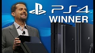 PS4 Documentary: How Sony Became the King of Consoles Again.