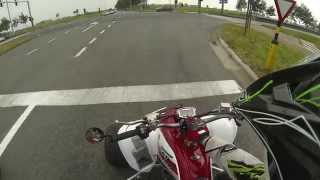 Video yamaha raptor 700 vs honda cbr 1000 MP3, 3GP, MP4, WEBM, AVI, FLV Agustus 2017