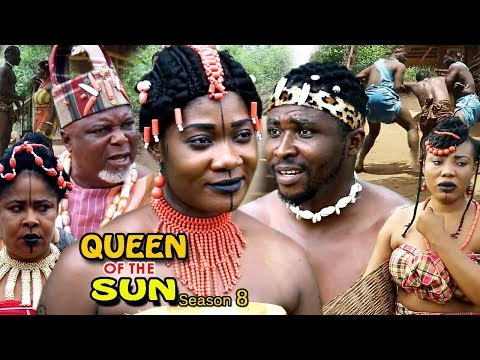 Queen Of The Sun Season 8 - New Movie | 2018 Latest Nigerian Nollywood Movie full HD | 1080p