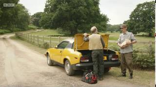 Detectorists S3E5 Lance's Genius Narrow Boat Idea!