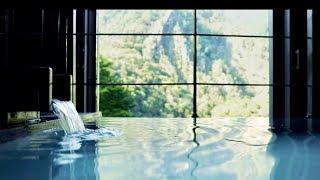 長野県の星野リゾートがプロデュースした台湾の温泉リゾートがスゴい!/「星のやグーグァン」PR映像