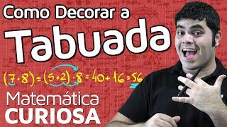 Video COMO DECORAR A TABUADA? Propriedade Distributiva! | Matemática Rio MP3, 3GP, MP4, WEBM, AVI, FLV November 2017