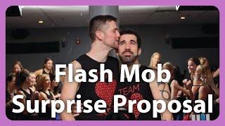 Video Cycling Studio Flash Mob Same-Sex Marriage Proposal MP3, 3GP, MP4, WEBM, AVI, FLV Agustus 2018