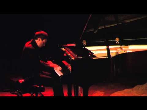 Piano Improvisation by Simon Petrén in Örnsköldsvik, Sweden (26 dec 2010)