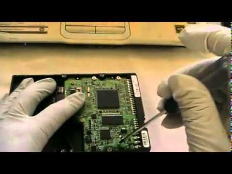 مقاطع الفيديو المنشورة بواسطة AC LABمركز الصيانة المتقدمة    Data Recovery   Maxtor Hard Drive PCB Swap HQ