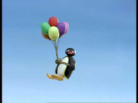 Pingu: Pingu Wants To Fly