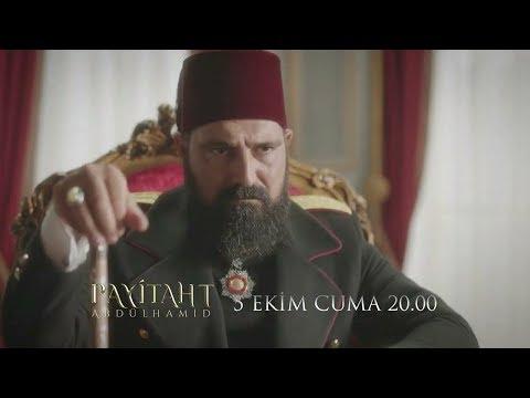 Payitaht Abdülhamid 3. Sezon 3. Tanıtımı