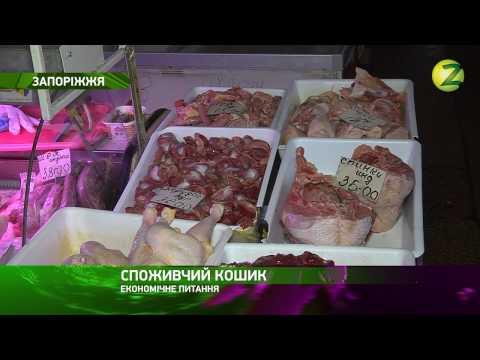 Кабмін оприлюднив новий споживчий кошик для українців
