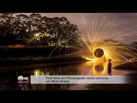Foto feita em Florianópolis vence concurso em Nova Iorque