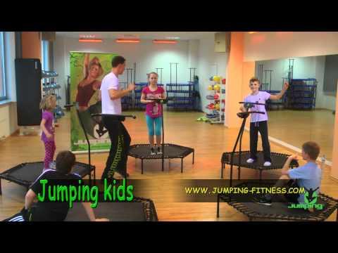 Jumping®KIDS class - CZE