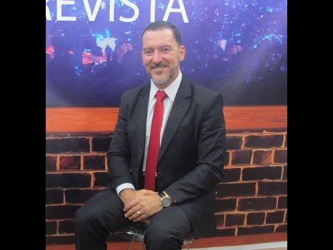 ECO TV ENTREVISTA O DEPUTADO FEDERAL VINICIUS CARVALHO