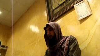 Naat in faizan-e-Madina in Makkah-tul-Mukarramah by Muhammad Hammad Hassan.