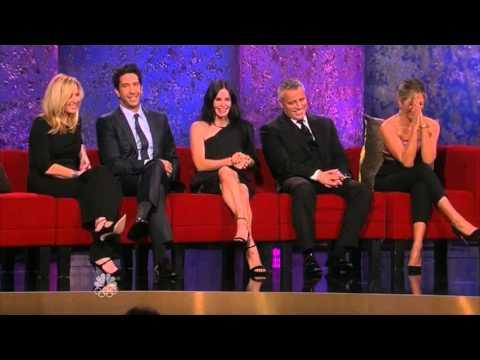 Friends : Amazing reunion 2016 - Rachel, Monica , Phoebe, Joey, Chandler and Ross