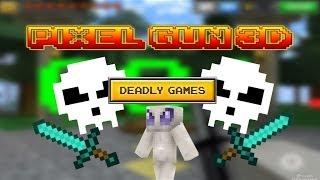 Видео в Pixel Gun 3D