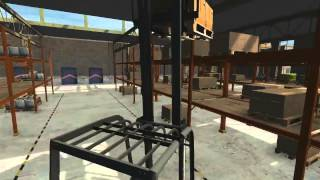 Видео Warehouse and Logistics Simulator