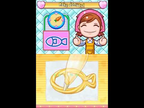 [TAS] Cooking Mama 3 - French Cruller [PERFECT 100%]