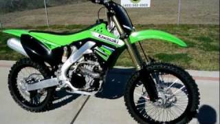 10. Overview and Review: 2012 Kawasaki KX250F With Fuel Injection