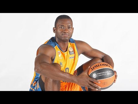 Focus on Romain Sato, Valencia Basket