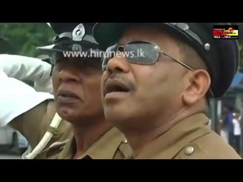 நிறைவுக்கு வந்தது விசேட தேவையுடய இராணுவ வீரர்களின் போராட்டம்  Disabled soldier's Protest
