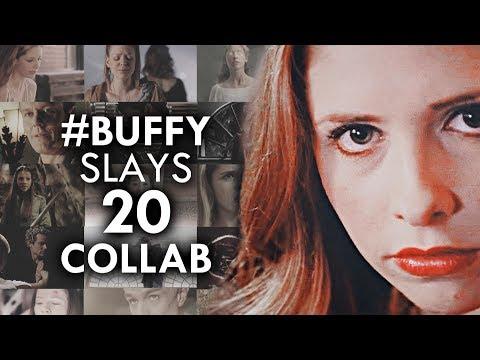 btvs | we walk through the fire [#BuffySlays20] видео